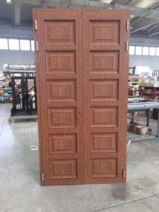 superbonus serramenti in PVC effetto legno Ferrara