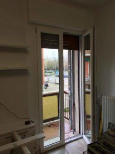 finestre pvc o alluminio  Bologna